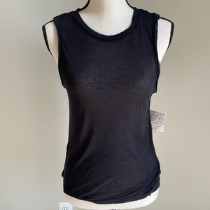 NWT Free People FP Movement Om Tank Top Size S